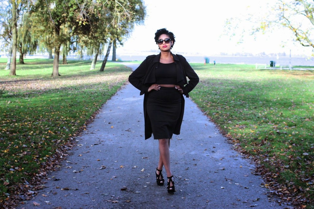 Autumn LOTD & the fro gets cut1