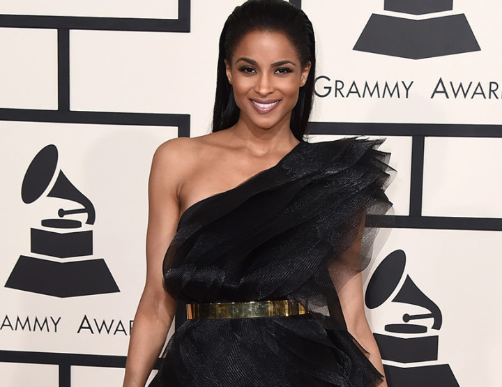 BANGING BLACK GRAMMY DRESSES
