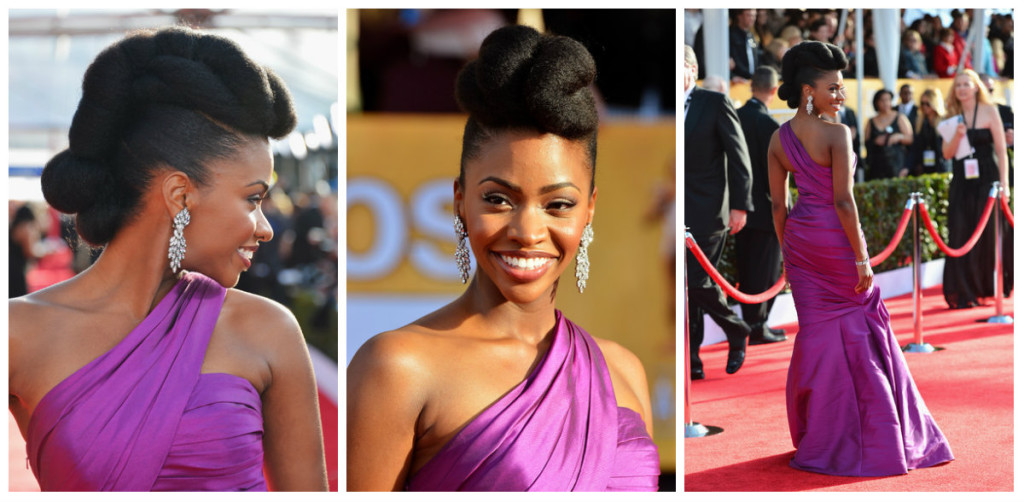 Teyonah Parris at SAG awards