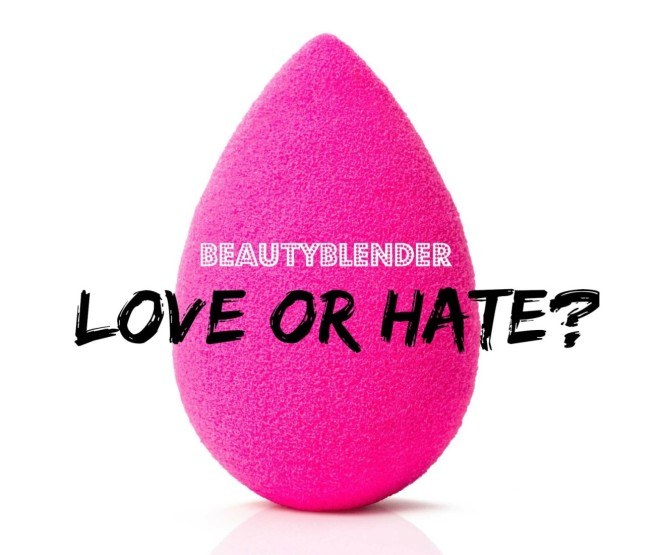 REVIEW: THE BEAUTYBLENDER. LOVE OR HATE??