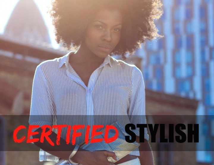 CERTIFIED STYLISH: Frédérique Tietcheu